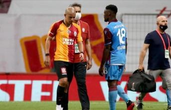 Galatasaraylı Feghouli Trabzonspor mağlubiyetini üstlendi