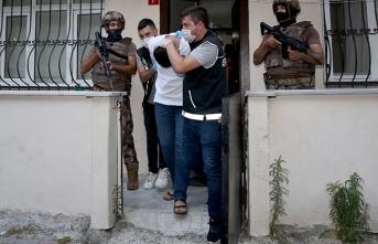 İstanbul'da dev operasyon: 75 gözaltı