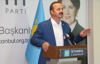 İYİ Parti Sözcüsü Yavuz Ağıralioğlu, gündemi değerlendirdi