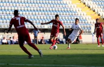 Kasımpaşa - Sivasspor maçından gol sesi çıkmadı
