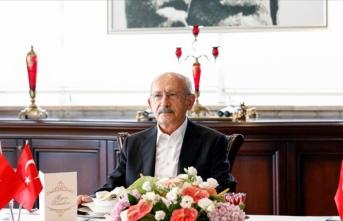 Kılıçdaroğlu, partisinin 'İl Belediye Başkanları Toplantısı'na başkanlık etti