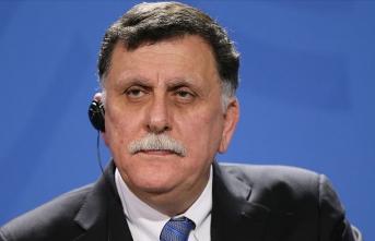 Libya Başbakanı Serrac AB Yüksek Temsilcisi Borrell ile görüştü