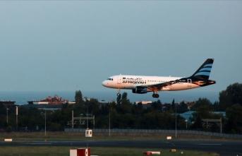 Libya'dan Türkiye'ye uçak seferleri başlıyor