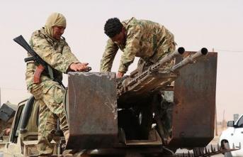 Libya ordusunda Sirte seferberliği