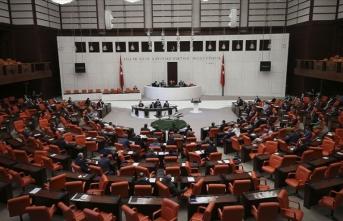 Meclis yargı paketi ile istihdama ilişkin kanun teklifi için mesai yapacak