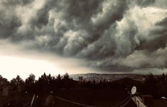 Meteoroloji'den 2 bölge için sağanak uyarısı!