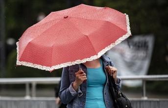 Meteorolojiden o iller için sağanak uyarısı!