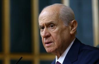 MHP Genel Başkanı Bahçeli: Çoklu baro kanun teklifiyle savunma daha da güçlenecek