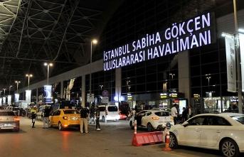 Sabiha Gökçen Havalimanı güzergahında yol bakım çalışmaları uyarısı
