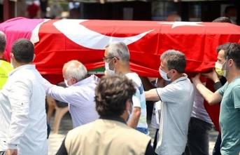 Sakarya'daki patlamada hayatını kaybedenlere veda