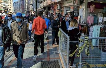 Şehirde korona vaka sayısı aniden artmaya başladı! Vali uyardı