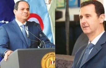 Sisi'den Esed'e asker desteği!