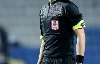 Süper Lig'de 34. ve son hafta maçlarını yönetecek hakemler açıklandı