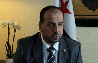Suriye muhalefeti yeni başkanını seçti