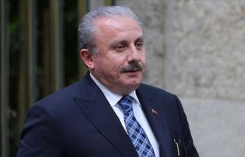 TBMM Başkanı Şentop, eski Meclis Başkanlarının bayramını kutladı