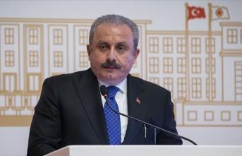 TBMM Başkanı Şentop'tan Erzurum Kongresi'nin 101. yıl dönümü mesajı