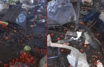 Teröristler pazar yerini hedef aldı: Çok sayıda ölü ve yaralı var!