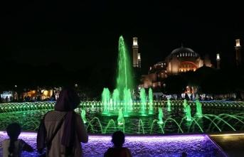 Türkiye'deki 90 bin camide sela okundu
