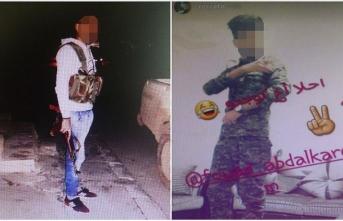 Türkiye'ye kaçak giren terörist, kıskıvrak yakalandı!