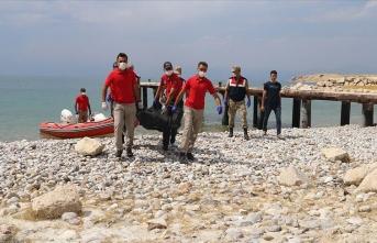 Van Gölü'nde kaybolan 3 kişinin daha cesedi bulundu