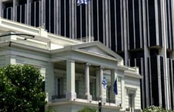 Yunan Dışişleri'nden Türk bayrağı yakılmasına kınama!