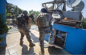 Zehir tacirlerine 'Bayram Temizliği' operasyonu