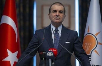 AK Parti Sözcüsü Çelik: Verilen ceza güçlü bir mesaj