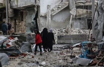 BAE'den Esed rejimine tıbbi malzeme yardımı