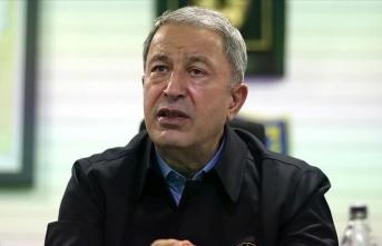 Bakan Akar ve TSK komuta kademesi Eskişehir'de