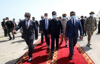 Bakan Akar ve Genelkurmay Başkanı Güler Libya'da