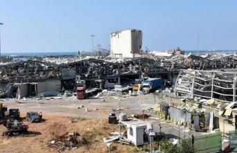 Beyrut Limanı'ndaki patlamadan acı haberler gelmeye devam ediyor