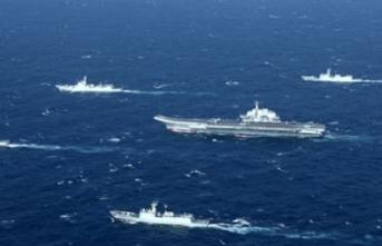 Çin'den sorunlu denizde yeni askeri tatbikat!