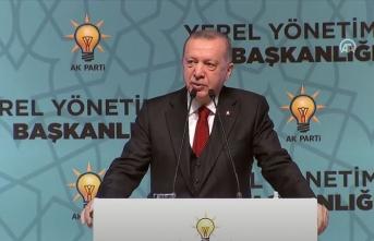 Cumhurbaşkanı Erdoğan: İdeolojik belediyecilik hortladı