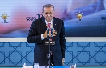 Cumhurbaşkanı Erdoğan'dan AK Parti'nin 19. yılı paylaşımı