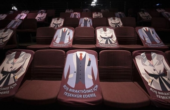 Devlet Tiyatroları sezona hazır: Yoğun önlemler alındı