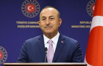 Dışişleri Bakanı Çavuşoğlu'ndan kritik ziyaret!