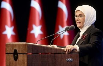 Emine Erdoğan: Tuna-1 kuyusunda keşfedilen doğal gaz ülkemiz için yeni bir başlangıcın vesilesi olacaktır