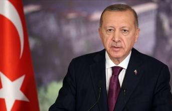Erdoğan, Lübnan Cumhurbaşkanı Avn ile görüştü: Her alanda insani desteğe hazırız