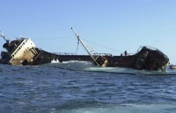 Facia! İki gemi çarpıştı: Onlarca kişi kayıp!