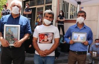 HDP yöneticilerinden evlat nöbetindeki acılı babaya tehdit!
