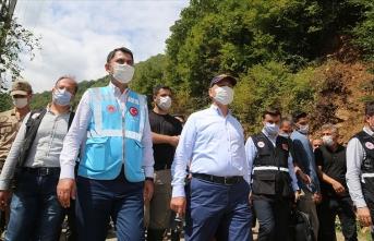 İçişleri Bakanı Soylu'dan arama kurtarma çalışmalarına ilişkin açıklama