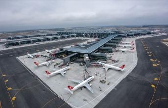 İstanbul Havalimanı dünyadaki ilk oldu!