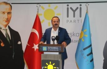 İYİ Parti Sözcüsü Ağıralioğlu: İnşallah bir sondaj çalışmasının haberini bekliyoruz