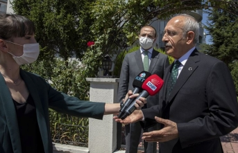 Kılıçdaroğlu'ndan ABD Başkan Adayı Biden'ın açıklamalarına tepki