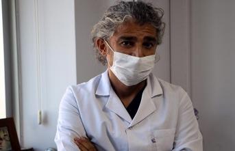 Koronavirüsü yenen doktor: Çektiklerimi görseler...