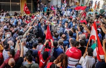 Lübnan'dan Türkiye'ye övgü: Türk heyeti bu yüzden coşkuyla karşılandı
