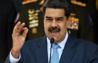 Maduro'dan Türkiye açıklaması!