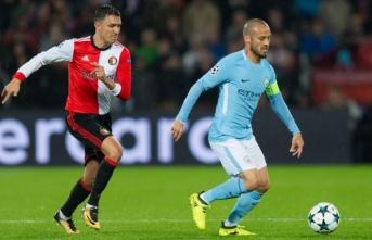 Manchester City, David Silva'yı heykelini yaptırarak onurlandıracak