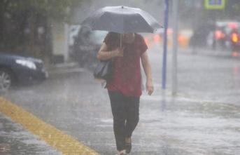Meteoroloji'den şiddetli yağış uyarısı! İstanbul...