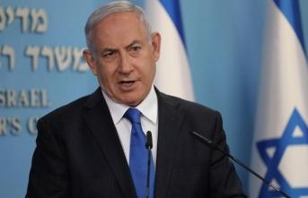 Netanyahu komik duruma düştü: O paylaşımını sildi!